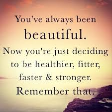 Beautiful As Always Quotes Best of Motivational Fitness Quotes You've Always Been Beautiful