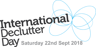 de clutter international declutter day declutter and donate give reuse or