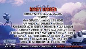 Randy Hansen Live Mill Bay Casino Deep Water