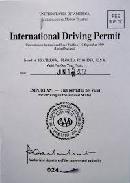 You International Europe To An With Driver Need Do 's License Kids qxpqwIfa0d