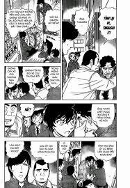 Thám tử lừng danh Conan: Conan - Tập 77 - Chap 812 - Vụ án chưa có ...