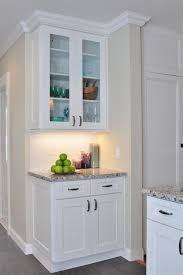 White Kitchen Cabinets | Ice White Shaker Door Style | Kitchen ...