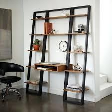 desk with shelf desktop shelf unit