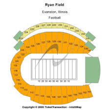 Ryan Field Seating Chart Ryan Field Evanston Event Venue Information Get Tickets