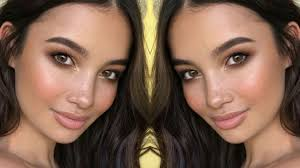 2018 spring and summer makeup trends ideas