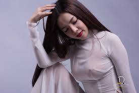 Image result for áo dài trắng sex
