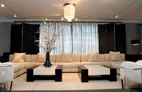 luxury furniture retail store interior design donghia showroom in