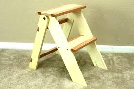 step stool chair wood ladder step stools chair step ladder step stool ladders building a convertible step stool chair wood