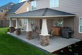 covered patio ideas. Patio Cover Ideas On A Budget Covered Patio Ideas R
