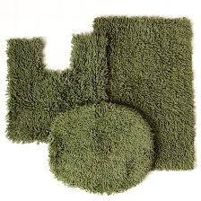 amazing green bathroom rugs forest green bath rugs roselawnlutheran