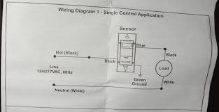 how to install an occupancy sensor light switch at wiring diagram motion
