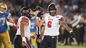 Utah Utes Football Depth Chart 2018 Bradlee Anae Football University Of Utah Athletics