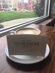 The filling station is a fair trade coffee shop located in sparks, maryland that serves freshly baked pastries, authentic mexican foods, and specialty coffee. Filling Station Coffee Kansas City Mo The Cappuccino Traveler
