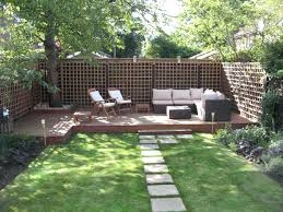 backyard raised patio ideas. Full Size Of Small Under Deck Patio Ideas Backyard Raised Decking L
