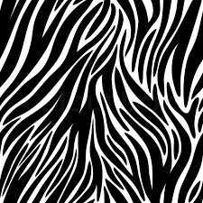 Zebra Patterns Awesome Vector Illustration Of Seamless Zebra Pattern Stock Vector Colourbox