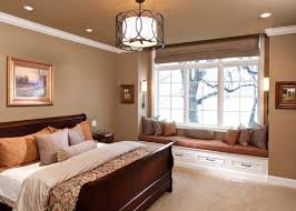 Beautiful Soft Brown Painting Master Bedroom Ideas