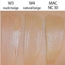 foundation 4 loreal true match lumi healthy luminous makeup review photos swatches