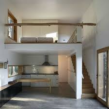 Small Picture A sleek place much prefer the stairs to a loft over a ladder for