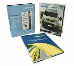 Print Binder Printed Binder Options From Pvc To Paper Over Board Branded