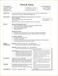 Housekeeping Supervisor Resume Sample For Cleaning Person Self