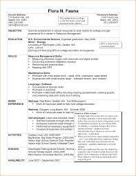 Housekeeping Experience Resume Housekeeping Resume Examples