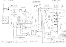 ez go golf cart battery wiring diagram wirdig
