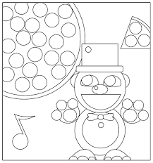 15 Awesome Anime Fnaf Coloring Pages Karen Coloring Page
