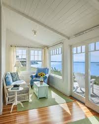Modern Cottage Sunroom Decorating Ideas I Could Spend An Entire Afternoon In This On Inspiration