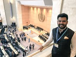 """Dr. Adit Desai on Twitter: """"Extremely honoured and excited to be a part of  the 70th World Health Assembly representing @ifmsa #WHA70 #yWHA #NCDs  #WHODG… https://t.co/5VmcyZdjk0"""""""