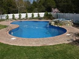 inground pools shapes. Swimming Pool Cool Kidney Shaped Inground Designs For Backyard: Amazing Stunning Shapes And In Ground Free Form On Small Pools