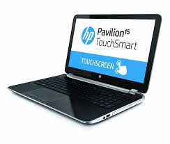 HP Pavilion 15-n024nr 15.6-Inch Touchscreen Laptop (<b>Silver and</b> ...
