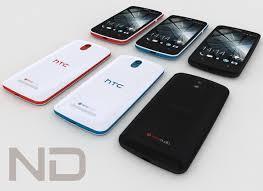 HTC Desire 500 on Behance