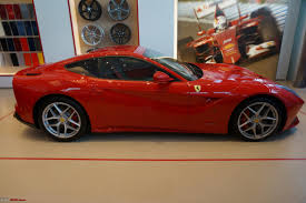 ferrari inaugurates mumbai dealership with navnit motors 9 jpg