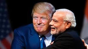 இந்தியா-அமெரிக்கா இடையிலான உறவுவலுவடைந்து வருகிறது