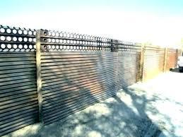 corrugated metal fence panels corrugated metal fence panels corrugated steel fence corrugated metal fence