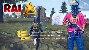 The newly launched skins for mp40 gun in free fire has captured the imagination of every free fire player. Rai Star Free Fire Best Player All Best Clips Highlights10 M1014 And Mp40 King Youtube