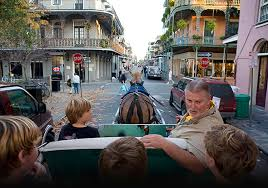 great family trips new orleans
