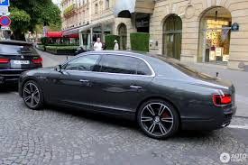 Bentley Flying Spur V8 S - 29 August 2016 - Autogespot