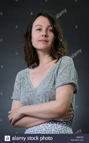 British translator of Korean fiction Deborah Smith Stock Photo - Alamy