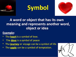 introduction to literary forms symbol