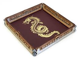 scroll rolling tray