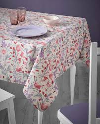 lille acrylic coated french provence tablecloth french oilcloth indoor outdoor table decor water and stain resistant tablecloths elegant french home