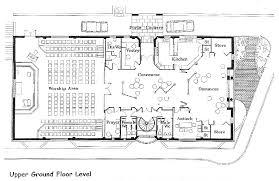 church floor plans. Upper Ground Floor Church Plans P
