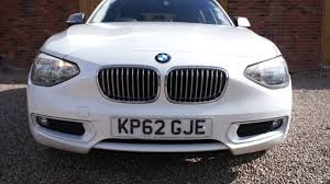 All BMW Models bmw 1 series mineral white : BMW 1 SERIES 118D URBAN - YouTube