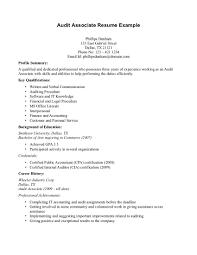 Best Audit Manager Resume For Your Inspirations Vntask Com