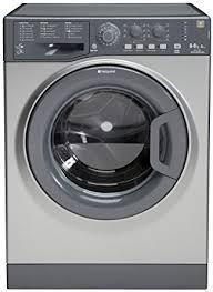 hotpoint washing machine aquarius. Exellent Aquarius Hotpoint Aquarius WDAL 8640G Washer Dryer  Graphite On Washing Machine