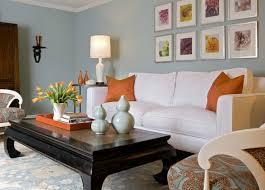 Incredible Orange And Blue Living Room Orange And Blue Living Room Design  Ideas