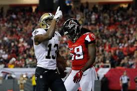 Atlanta Falcons Wr Depth Chart 2016 Saints Michael Thomas Dubbed 8th Best 2016 Value Draft Pick