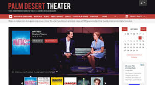 Welcome To Palm Desert Theater Com Palm Desert Theater