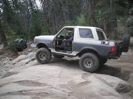 full size bronco rubicon pics bronco zone feature truck 66 96 ford broncos